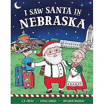 I Saw Santa in Nebraska (I Saw Santa)