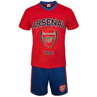 نادي آرسنال لكرة القدم الرسمية هدية الأولاد كيت بيجاما