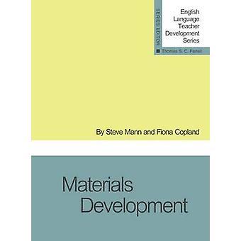 Materials Development by Steve Mann - Fiona Copland - 9781942223467 B