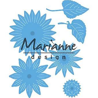 Marianne Design Creatables Da taglio da taglio - Girasole LR0545 9,5x16cm
