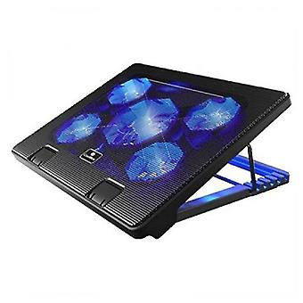 Cooling Base for a Laptop CoolBox COO-NCP17-5BL 12