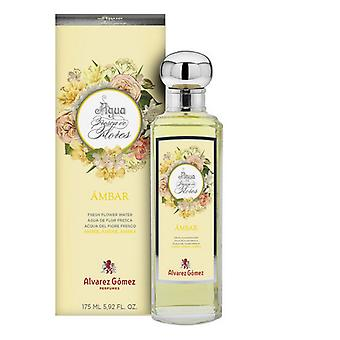 Unisex Parfyme Agua Fresca De Flores mbar Alvarez Gomez EDC (175 ml)