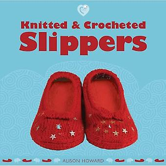 Knitted & Crocheted Slippers (Cozy)