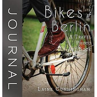 Bikes of Berlin Journal Large journal blank 8.5x8.5 by Cunningham & Laine