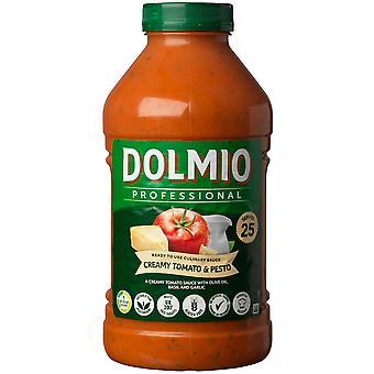 Dolmio Professional Creamy Tomato & Pesto Sauce