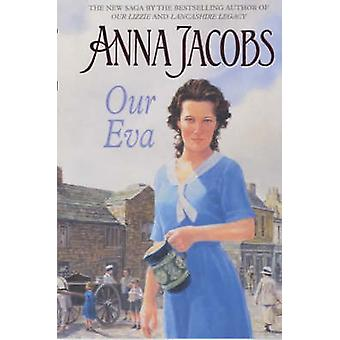 Our Eva by Anna Jacobs - 9780340821329 Book