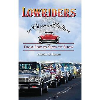 Lowriders in Chicano Culture - From Low to Slow to Show by Charles M.