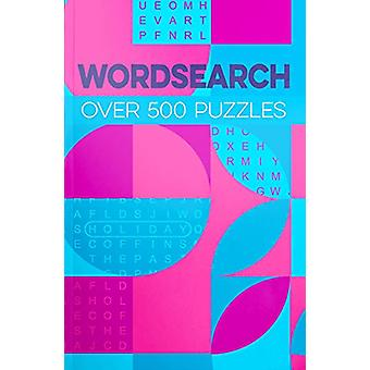 Wordsearch by Eric Saunders - 9781788885591 Book