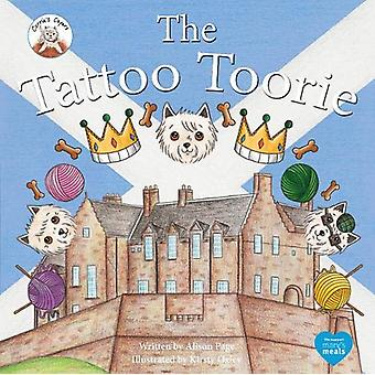 The Tattoo Toorie - Corrie's Capers - 9781999926519 Book