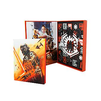 Official Star Wars The Rise of Skywalker - The First Order Pin Badge Set