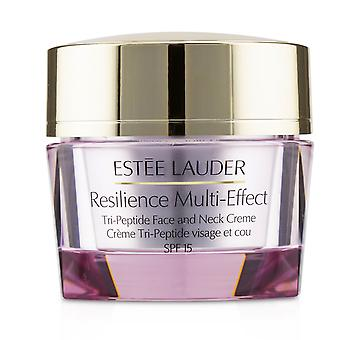 Resilience multi effect tri peptide face and neck creme spf 15 for normal/ combination skin 235598 50ml/1.7oz