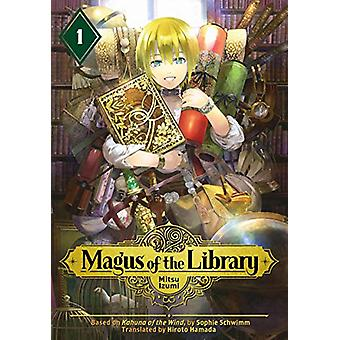 Magus Of The Library 1 by Mitsu Izumi - 9781632368232 Book