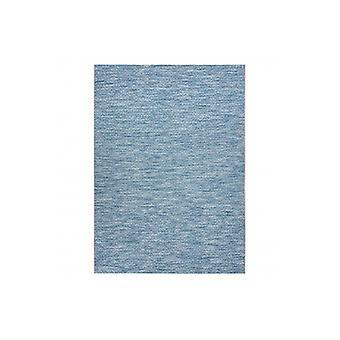 Tæppe SISAL LOFT 21101 Diamanter blå / sølv / sort