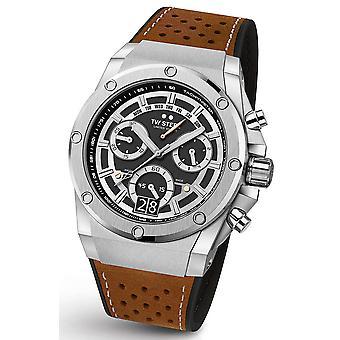 TW Steel ACE120 Genesis chronograaf herenhorloge 44mm