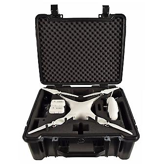 B&W Copter Case Type 61 per DJI Phantom Multicopter, Nero per DJI Phantom 2