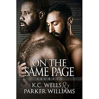On the Same Page by K.C. Wells - 9781640808379 Book