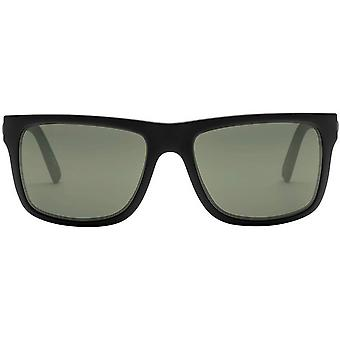 Electric California Swingarm Sport Sunglasses - Matte Black/Polarized Grey