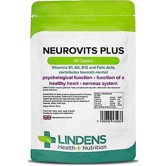 Lindens Neurovits Plus Tabletit 90 (5033)