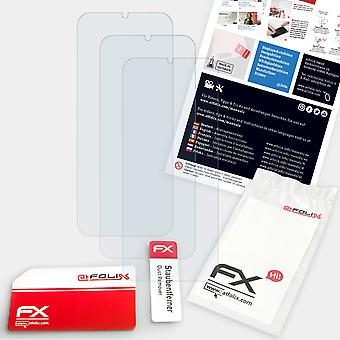 atFoliX 3x Schutzfolie kompatibel mit Gigaset GS290 Folie klar&flexibel