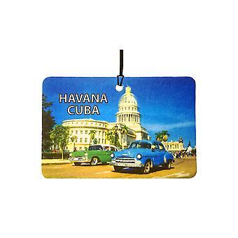 Havana - Cuba Car Air Freshener