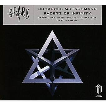 Motschmann / Weigle - Facets of Infinity [CD] USA import