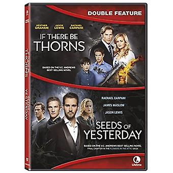 If There Be Thorns / Seeds of Yesterday [DVD] USA import