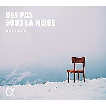 Grare / Grare - Des Pas Sous La Neige [CD] Importación de EE.UU.