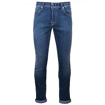 Tramarossa Soft Blue Denim 12 Mois Leonardo Jean