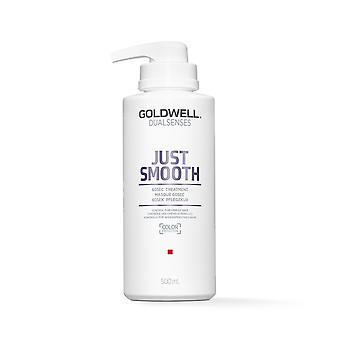 Goldwell dualsenses просто гладкая 60-секундная процедура 500мл
