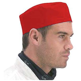 Fabiano Unisex elástico crânio boné/chapéu de Chef