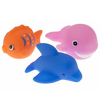 LED Sealife Bad Speelgoed- Cracker Filler Gift