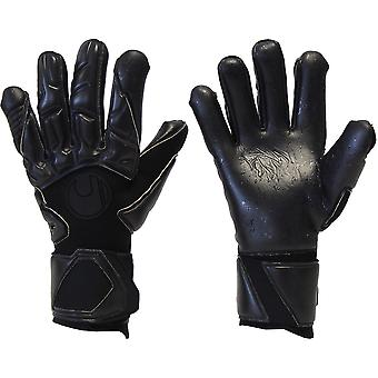 Uhlsport Supergrip HN Black Edition Torwarthandschuhe