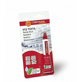 Gutermann HT2 Creative Textile Glue 20ml / 19g