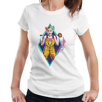 Birds of Prey Harley Quinn Diamond Women's T-Shirt