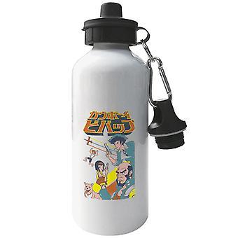 Cowboy Bebop Squadron Aluminium Sports Water Bottle