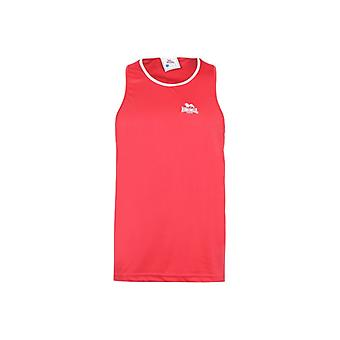 Lonsdale Box Vest Mens