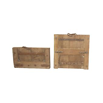 Antiikkinen puinen liège