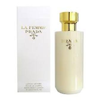 Prada La Femme Balsam do ciała 200ml