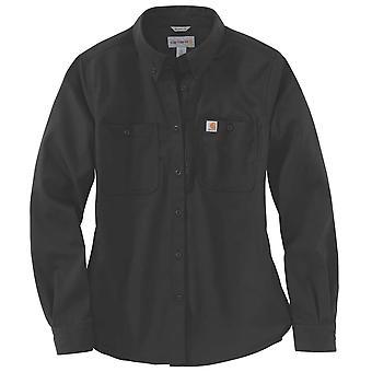 Carhartt Womens Rugged Professional Long Sleeve Shirt