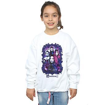 Disney Mädchen die Nachkommen Gruppe Haltung Sweatshirt