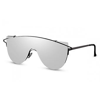 Sunglasses Unisex Pilot Cat.3 silver/black (CWI2114)