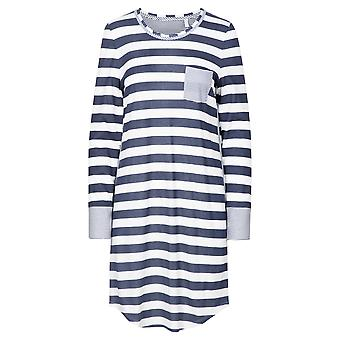 Rösch Smart Casual 1203535-16517 Women's Ringlet Dark Blue Nightdress