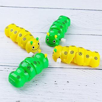 1st Söt Plast Caterpillar Wind Up - Barn Pedagogisk