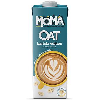 Moma Barista Edition Unsweetened Oat Milk