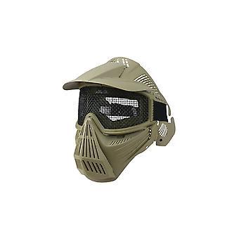 Kombat UK Kombat Mesh Mask (coyote)