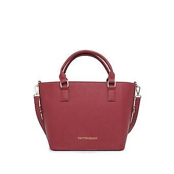 Trussardi -BRANDS - Bags - Handbags - 76BTS01_RED - Ladies - crimson