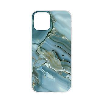 Shell voor iPhone 11 Flexibel marmeren effect ontwerp