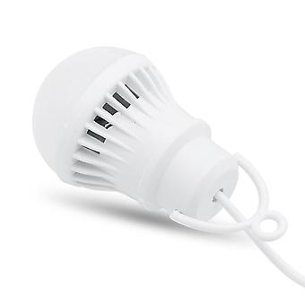 5v Usb Powered-led Lamp Bulb, Portable Night Light