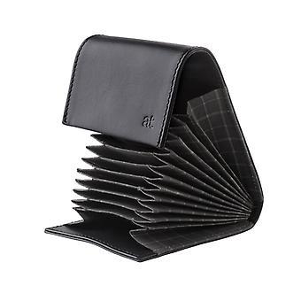 4887 Antica Toscana Leather Credit Card Port