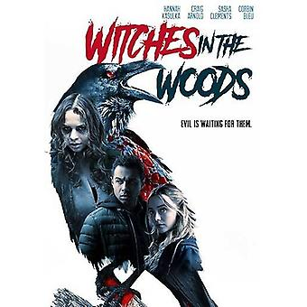 Witches In The Woods [DVD] USA import